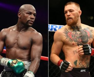 Sportsbooks Tighten McGregor vs. Mayweather Odds