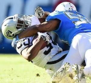 Los Angeles Chargers Top Injuries