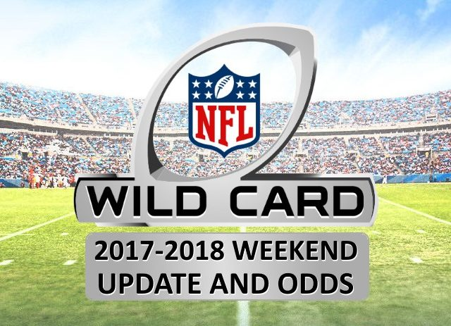 NFL Wild Card Weekend Update and Odds
