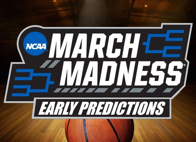 2018 March Madness Early Predictions
