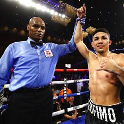 Mayweather Inspires Top Lightweight Boxer Teofimo Lopez