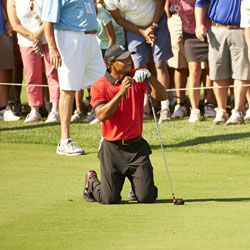 Tiger Woods Puts Season on Hold after Back Operation