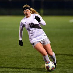 Penn State Routs Maryland in College Women's Soccer