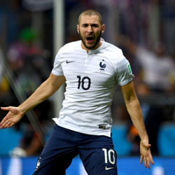 Karim Benzema Will Play for French National Team Despite Trial