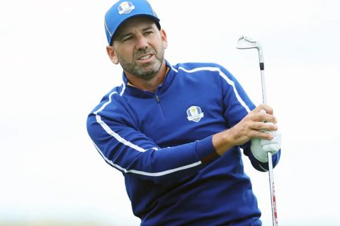 Sergio Garcia Becomes Player with Most Matches Won in Ryder Cup