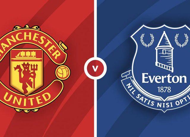 Manchester United vs Everton Recap